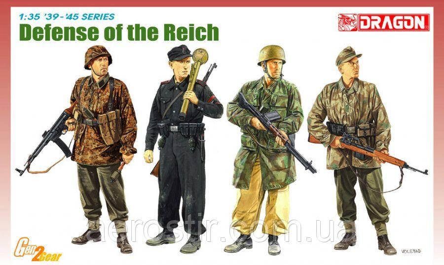 Defense of the Reich 1/35 Dragon 6694