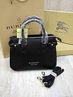 Сумочка  Burberry черная