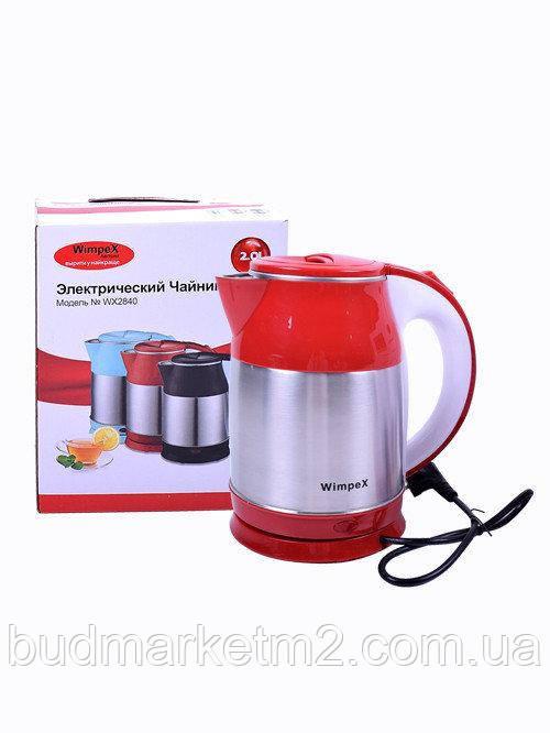 Чайник электрический Метал-пласт. WX 2840