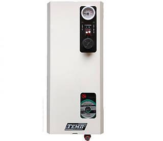 Котел электрический ТЕМП 6 кВт. 220/380 Вт с насосом