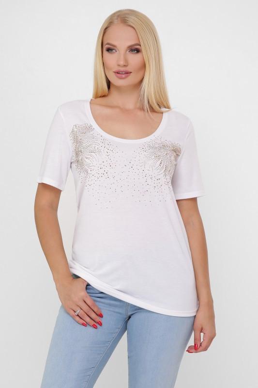 Модная футболка Bristol 2 белый (50-60)