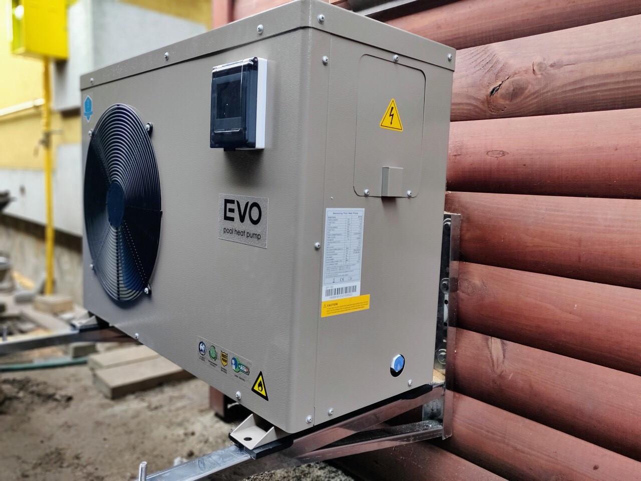 Тепловой насос для бассейна EVO EP - 100