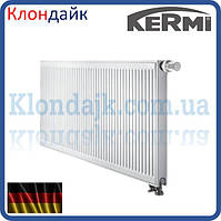 KERMI FTV стальной панельный радиатор тип 22 500х1200 нижнее подключение