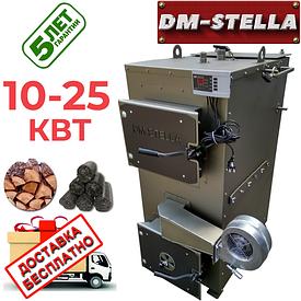 Твердопаливні котли 10-25 кВт