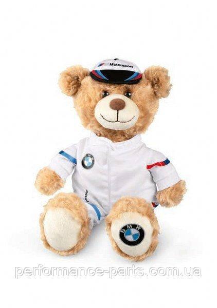 Плюшевый медвежонок BMW M Motorsport Teddy Bear 80452461141