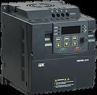 Частотный преобразователь CONTROL-A310 380В, 3Ф 0,75 kW 2,3A IEK