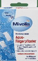Водонепроницаемый пластырь Mivolis Aqua-Fingerpflaster, 16 шт.