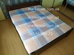 Сатиновые простыни наматрасники на резинке на матрас 180х200
