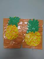 Детские нарукавники с 3d игрушкой ананас