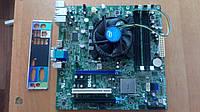 Материнская плата Dell Optiplex 790 DT/MT PC, сокет 1155 + i5 2400 + охлаждение