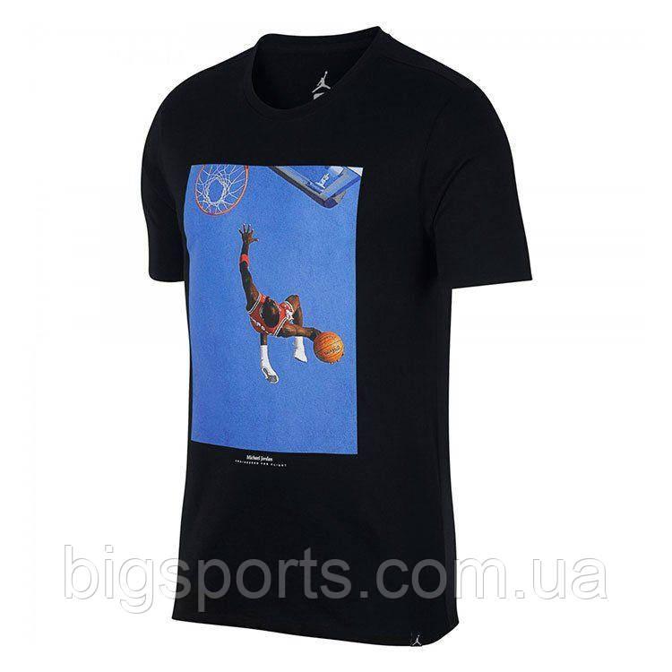 Футболка муж. Nike M Jsw Tee Si Photo (арт. 915934-010)