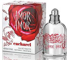 Женская туалетная вода Cacharel Amor Amor by Lili Choi (100 мл )