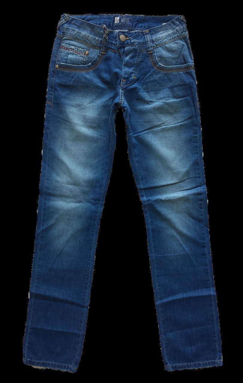 Джинсы мужские Franco Benussi FB 3541 синие
