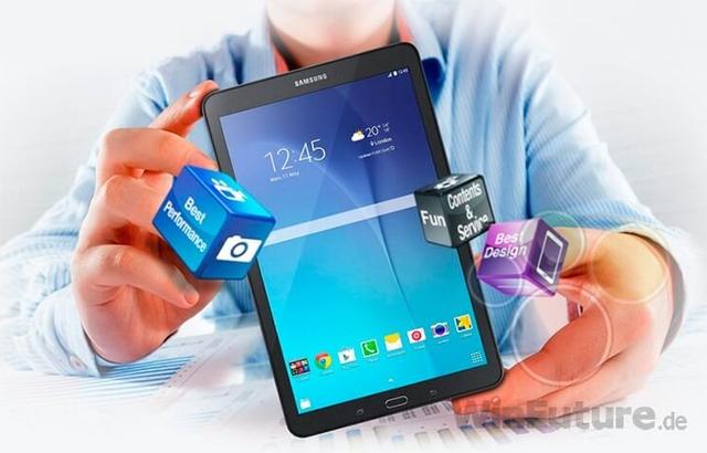 Samsung рекламує неанонсований планшет Galaxy Tab E 9.6