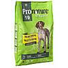 Pronature Original Deluxe Senior Сухой корм Делюкс для пожилых и малоактивных собак без кукурузы,пшеницы,сои