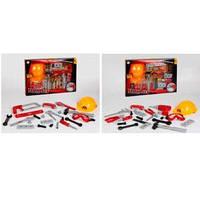 Игровой набор  инструментов T1607-1-2  каска, Bambi