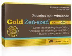 Gold Zen-Szen Complex (30 tab) OLIMP