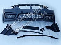Передний бампер BMW 3-series F30 стиль BMW M3 (без противотуманок)
