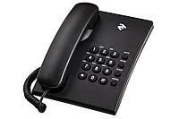 680051628745 Проводной телефон 2E AP-210 Black, 680051628745