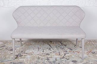Кресло - банкетка VALENCIA  (Валенсия) бежевая от Niсolas, ткань