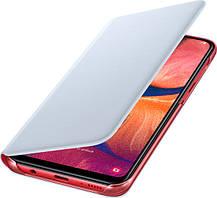 Чехол-книжка Flip Wallet для Samsung Galaxy A20 SM-A205F White (EF-WA205PWEGRU), фото 2