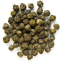 Китайский зеленый чай с жасмином - Жасминовая Жемчужина