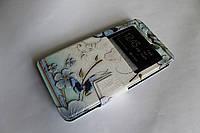 """Универсальный чехол для телефона книжка с рисунком 5.2-5.8"""" №5, фото 1"""