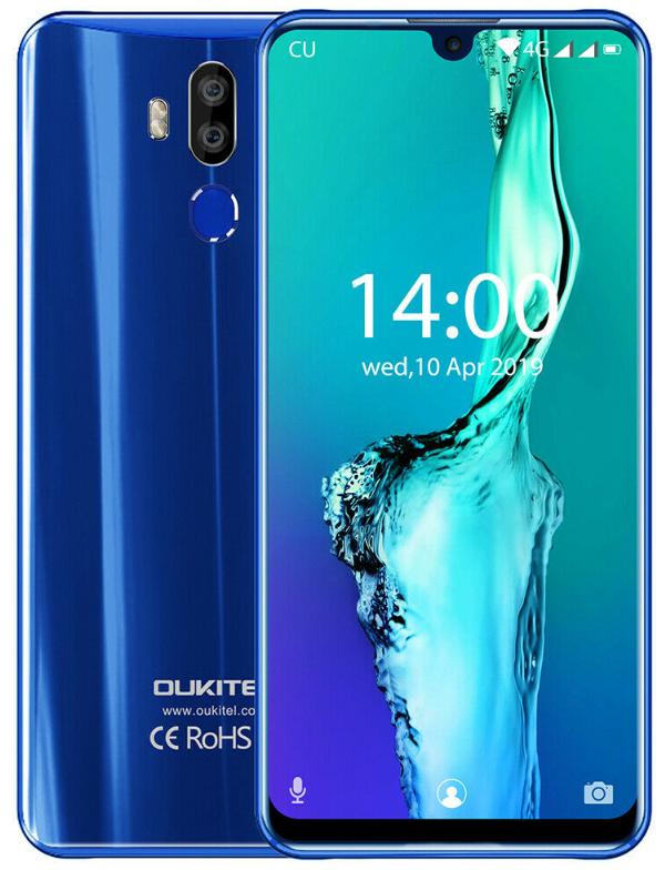 OUKITEL K9 4/64 Gb blue