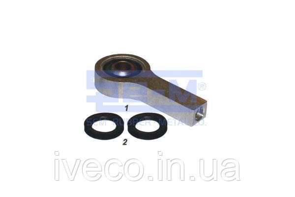 Шарнир кабины поворотный резина-металл  с сальниками Скания  SEM8352-1 SCANIA 1744211