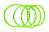 Кольцо уплотнительное эластичное силиконовое O-RING / круглого сечения люминесцентное 39  * 1.8 мм