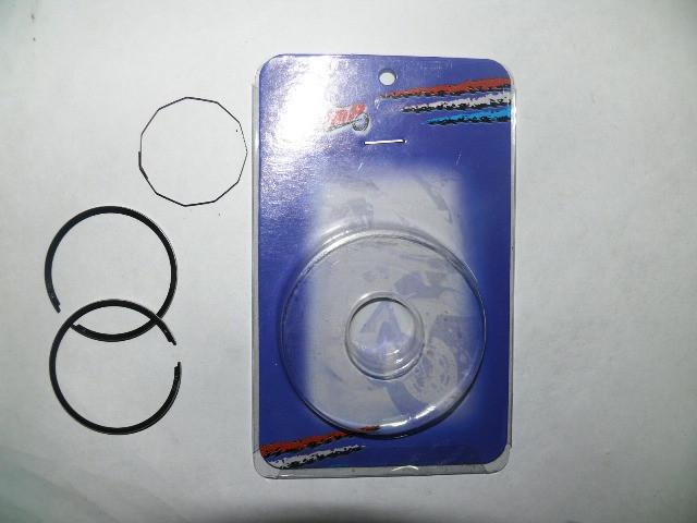 Кольца поршневые DIO-50 0,25