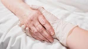 Перчатки латексные без пудры