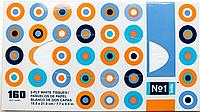 Платочки бумажные универсальные двухслойные Bella № 1