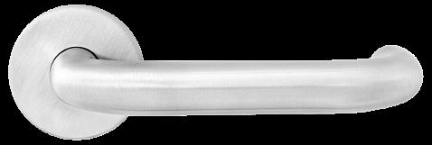 Ручка для дверей на розетке S-1115 SS нержавеющая сталь