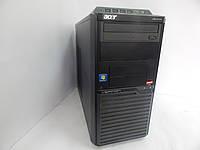 Системный блок компьюте Acer Veriton M221 AMD X2- 3,3 ГГц 4RAM 160 HDD