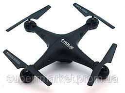 Квадрокоптер 1 million Wi-Fi 1000000 с камерой, дрон копия Syma X5C drone, черный, фото 2