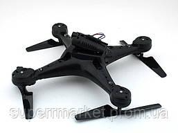 Квадрокоптер 1 million Wi-Fi 1000000 с камерой, дрон копия Syma X5C drone, черный, фото 3