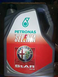 Масло моторное (5L) бензин 5W40 SELENIA STAR