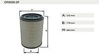 Фильтр воздушный системы питания двигателя SCANIA R 270 DC9 12/DC9 20 Euro3 06/04> CR0058-SF SCANIA AM416/3