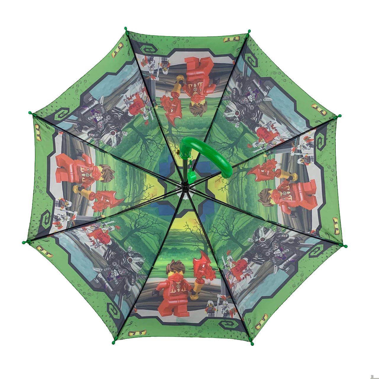 """Детский зонтик для мальчиков от Flagman """"Лего Ниндзяго ..."""