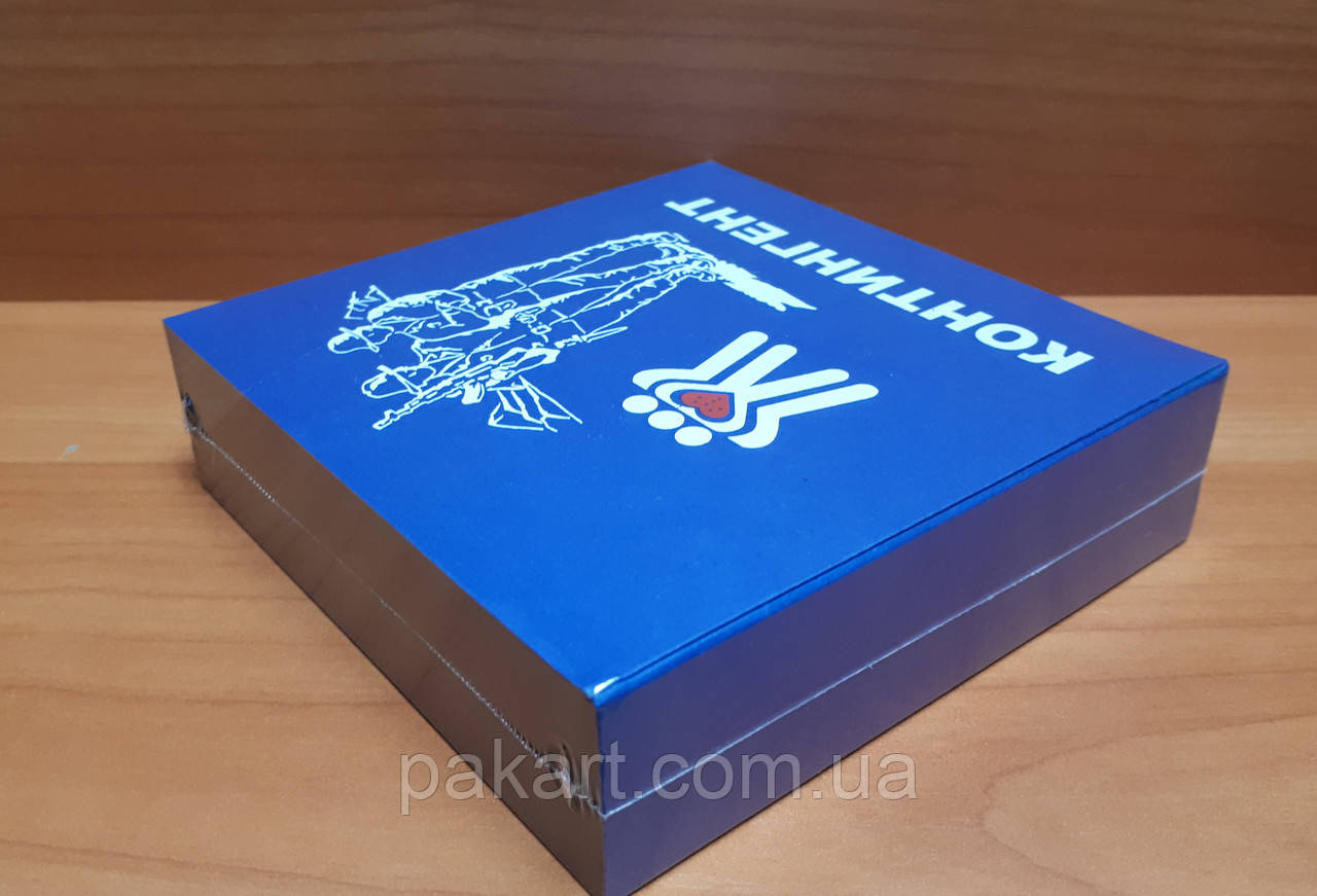 Упаковка коробок в пленку