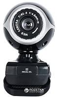 Web Camera REAL-EL (SVEN) FC-100, 0,3 Mp, mic