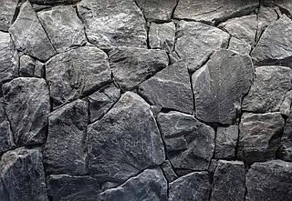 Камень для отделки фасадов Rock Face Evenos Black