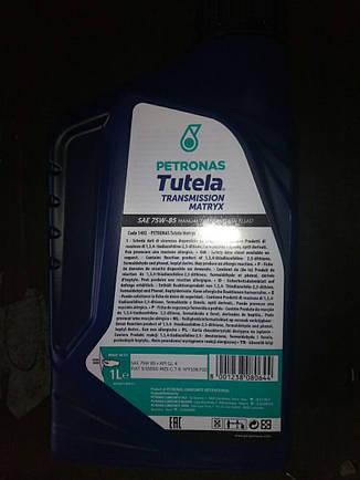 Масло трансмісійне TUTELA TRANSMISSION MATRYX 75W-85 GL-4 (1L) 14921619, фото 2