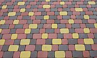 Тортуарная плитка Золотой мандарин Старый город(4см)