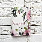 Обложка для паспорта Flowers, фото 2