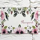 Обложка для паспорта Flowers, фото 3