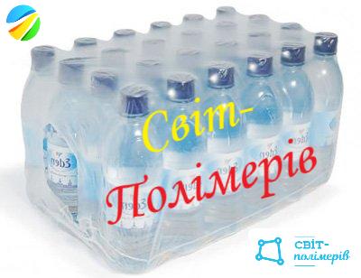 Плівка поліетиленова термозбіжна для групової упаковки товарів