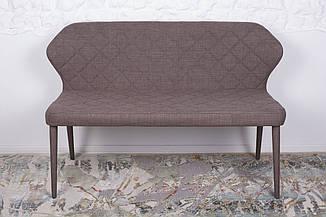 Кресло - банкетка VALENCIA  (Валенсия) кофейная от Niсolas, ткань