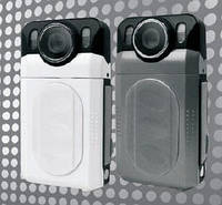 Автономный 8-ми мегапиксельный H.264 портативный мини видеорегистратор с 1080P качеством записи(модель F200HD), фото 1